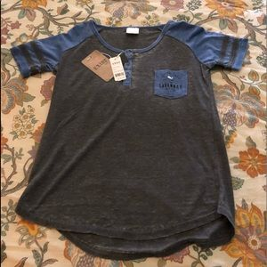 NWT Exist baseball style t-shirt